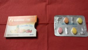 20 Stk. Kamagra Chewable  und 20 Stk. Chewable GRATIS